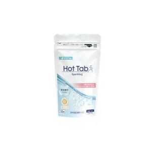 ホットタブ スパークリング Hot Taqb ホットタブ 15g×10錠|anemone-c