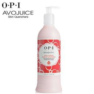 OPI アボジュース ハンド&ボディローション クラン&ベリー 600ml anemone-c
