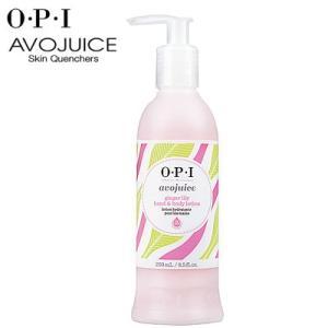 OPI アボジュース ハンド&ボディローション ジンジャーリリー 250ml anemone-c