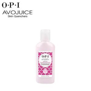 OPI アボジュース ハンド&ボディローション ジャスミン 30ml anemone-c