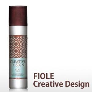 フィヨーレ クリエイティブデザイン シルキー ヘアスプレー グロススプレー 180g|anemone-c