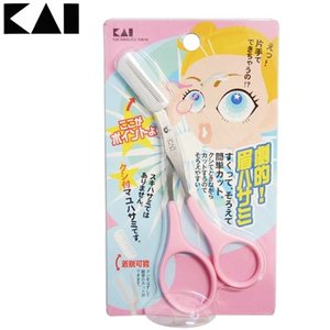 クシ付き マユハサミ KQ0809|anemone-c