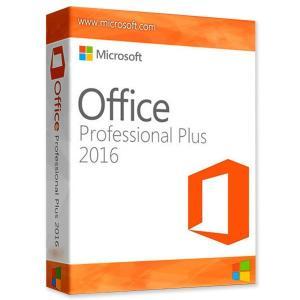 ★Microsoft Office 2016 Pro plusダウンロード版(PC1台/1ライセンス...