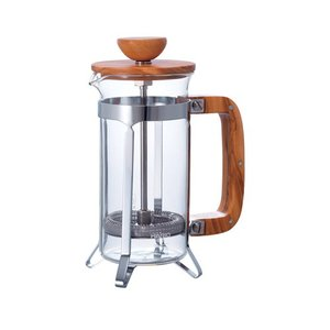 コーヒーの旨み成分であるコーヒーオイルも抽出できるので、コーヒー豆本来の個性を楽しめるプレス式コーヒ...