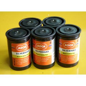 在庫有り Adox Silvermax アドックス シルバーマックス モノクロ フィルム ISO10...
