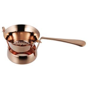 送料無料 オールドイングリッシュ ティーストレーナー ピンクゴールド 青芳 紅茶 プレゼント ウエディングギフト ange-yokohama