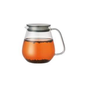 KINTO キントー UNITEA ユニティ ワンタッチティーポット 720ml 8336 / 紅茶 お茶 ガラス|ange-yokohama