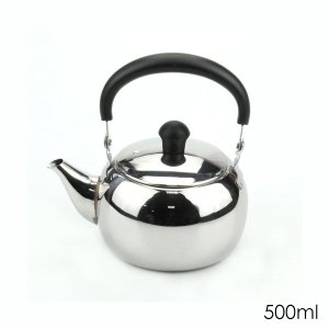 ほの茶 ステンレス製急須 500ml H-6401 パール金属 日本茶 紅茶 お茶 ティーポット|ange-yokohama