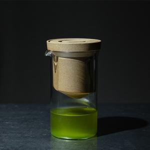 刻音 ときね 沈殿抽出式ティードリッパー 急須を超える新たなときを刻む茶器 日本茶 氷出し茶|ange-yokohama