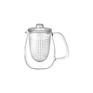 KINTO キントー UNITEA ティーポットセット L プラスチック 720ml 紅茶 ハーブ