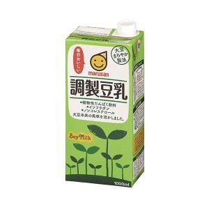 マルサン 調製豆乳 1L|ange-yokohama