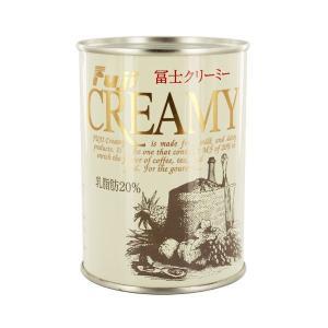 冨士クリーミー 乳脂肪20% 380g / コーヒー 紅茶 料理 デザート|ange-yokohama