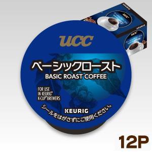 キューリグ ブリュースター Kカップ ベーシックロースト 8gx12個入 カプセルコーヒー|ange-yokohama