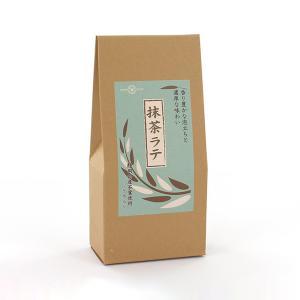 お茶屋がこだわりぬいて作った抹茶ラテ インスタント 12g×5P 静岡県産茶葉使用|ange-yokohama