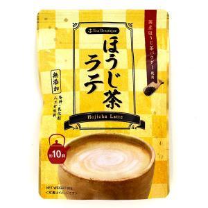 ティーブティック インスタント ほうじ茶ラテ 90g 約10杯分 ange-yokohama