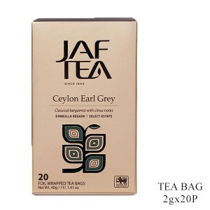 JAF TEA ジャフティー セイロン アールグレイ ティーバッグ 2g×20TB / 紅茶|ange-yokohama