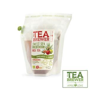 TEA BREWER(ティーブリューワー) スウィートシーバックソーン A204015 7g 紅茶|ange-yokohama