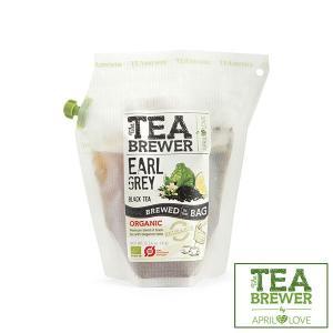 TEA BREWER(ティーブリューワー) アールグレイ A202936 4g 紅茶|ange-yokohama