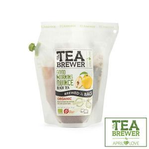 TEA BREWER(ティーブリューワー) グッドモーニングクインス A204021 4g 紅茶|ange-yokohama