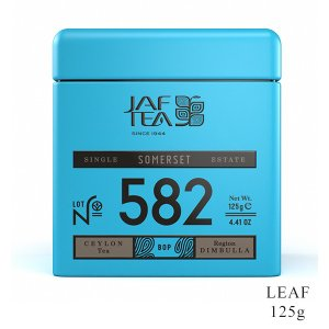 JAF TEA ジャフティー ディンブラ サマーセット茶園 125g 缶入り 紅茶|ange-yokohama