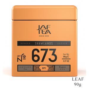 JAF TEA ジャフティー ウバ シャウランズ茶園 90g 缶入り 紅茶|ange-yokohama