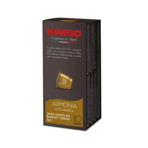 KIMBO キンボ カプセルコーヒー アルモニア 5.5g×10カプセル|ange-yokohama