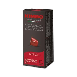KIMBO キンボ カプセルコーヒー ナポリ 5.5g×10カプセル|ange-yokohama