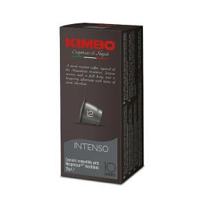 KIMBO キンボ カプセルコーヒー インテンソ 5.5g×10カプセル|ange-yokohama