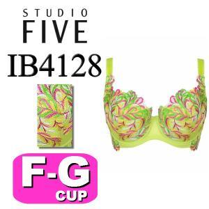 ワコール/wacoal スタディオファイブ/STUDIO FIVE IB4128 28シリーズ 3/4カップブラジャー FGカップ|angeikoma