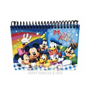 ディズニー キャラクター ミッキーマウスと友人のスパイラルサ...