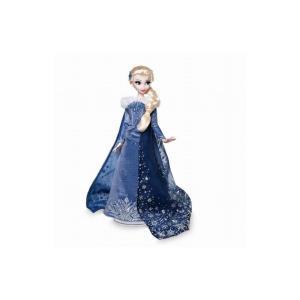 ディズニープリンセス ドール フローズン人形エルサオーラフの...
