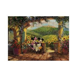 ジグソーパズル ディズニー 1000ピース クレメンティニ ディズニーパズルミニー&ミッキートスカナの愛情パズル disney_y angel-1948