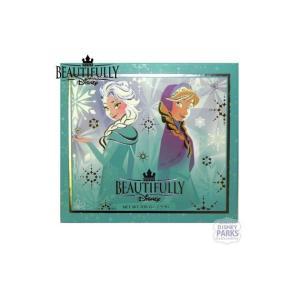 ディズニーパーク お土産 美しいディズニーのフローズンエルサとアンナ8色アイシャドーセット|angel-1948