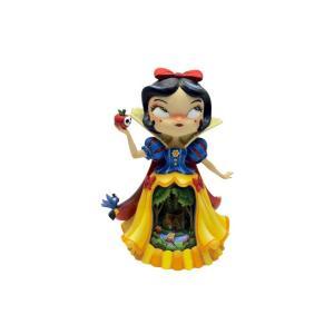 ディズニー エネスコ  ミスミンディー 白雪姫 レジン樹脂フギュア angel-1948