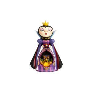 ディズニー エネスコ  ミスミンディー 白雪姫 凶悪な女王レジン樹脂フギュア angel-1948