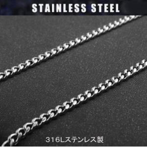 ネックレス メンズ セール チタン合金 喜平チェーン 鎖 3.5mm 55cm 送料無料 アレルギー|angela-web