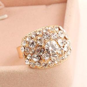 指輪 レディース/水晶 星空リング 指輪|angela-web