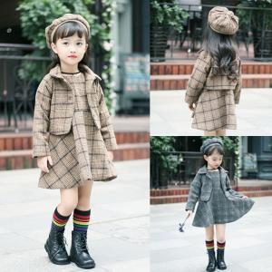 入学式 スーツ 女の子 3点セット 120cm・130cm ...