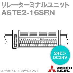 三菱電機 A6TE2-16SRN リレーターミナルユニット NN