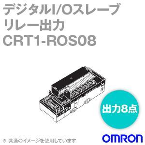 オムロン(OMRON) CRT1-ROS08 デジタルI/Oスレーブ リレー出力 (出力8点) NN|angelhamshopjapan
