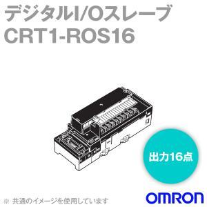 オムロン(OMRON) CRT1-ROS16 デジタルI/Oスレーブ ねじ式端子台タイプ (16点リレー出力ユニット) NN|angelhamshopjapan