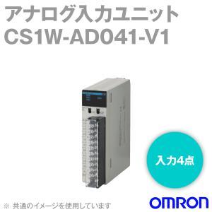 オムロン(OMRON) CS1W-AD041-V1 アナログ入力ユニット (入力4点) NN|angelhamshopjapan