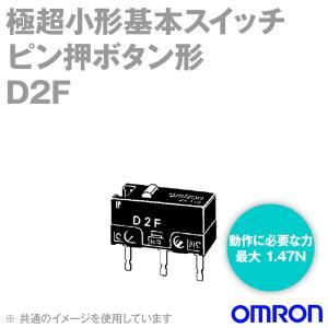 取寄  オムロン(OMRON) D2F 形D2F極超小形基本スイッチ (ピン押ボタン形)  NN|angelhamshopjapan