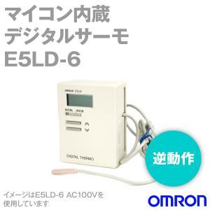 取寄 オムロン(OMRON) E5LD-6 マイコン内蔵 デジタルサーモ 逆動作 (加熱用) (温度範囲 −20.0〜60.0℃) NN|angelhamshopjapan