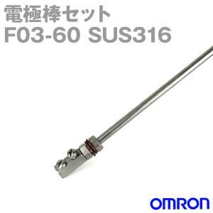 オムロン(OMRON) F03-60 SUS316 (F03シリーズ) 電極棒セット (F03-01 SUS316・F03-02 SUS316・F03-03 SUS316) NN angelhamshopjapan