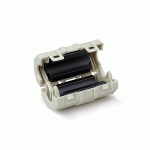 フェライトコアB(クランプタイプ) 1個 対応ケーブル7-9φ(mm) 5DFB 5D2V ノイズ対策 メール便対応|angelhamshopjapan|03