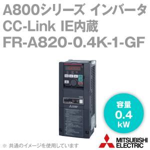取寄 三菱電機 FR-A820-0.4K-1-GF CC-Link IE内蔵インバータ 三相200V (容量:0.4kW) (FMタイプ) NN angelhamshopjapan