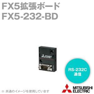 取寄 三菱電機 FX5-232-BD FX5拡張ボード (RS-232C通信) (最大伝送距離 15m) NN angelhamshopjapan