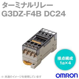 取寄 オムロン(OMRON) G3DZ-F4B DC24 (ターミナルリレー) NN