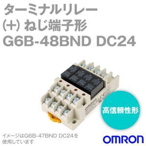 オムロン(OMRON) G6B-48BND DC24 (ターミナルリレー) NN